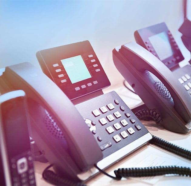 systèmes téléphoniques de pointe